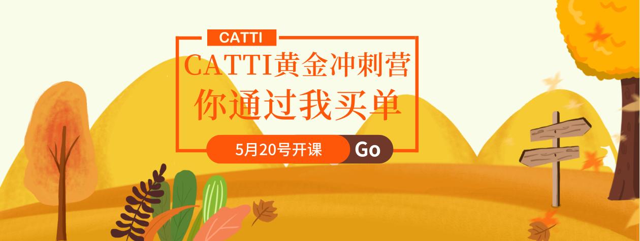 CATTI黄金冲刺营